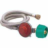 Barbour M5HPR-1 Bayou Classic Stainless 20Psi Hose And Regulator