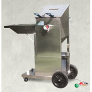 Barbour 700-704 Fryer W/Cart Stainless 4Gal