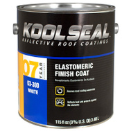 KST Coatings KS0063300-16 Coating Elstmrc Rf 7Yr Wht Ga