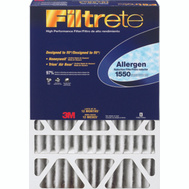 3M DP01DC-4 Filtrete Healthy Living Ultra Allergen Filters 16 Inch By 25 Inch By 4 Inch