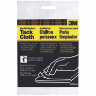3M 10132 Tack Cloth Single Ply 17 Inch By 36 Inch