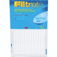 3M 9865DC Filtrete Micro Allergen Defense Filter 25 Inch By 25 Inch By 1 Inch