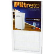 3M FAPF02 Filtrete Air Cleaning Filter 15-1/4 Inch By 8-3/4 Inch By 3/4 Inch