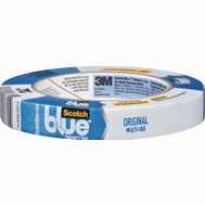 3M 2090-1A Scotch Masking Painters Tape Multi Surface Blue 0.94 Inch By 60 Yards