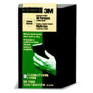 3M CP-042 Drywall Sanding Sponge Angled 5 Inch By 3 Inch By 1 Inch Fine Grit