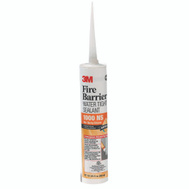 3M 1000 NS Fire Barrier Silicone Seal 10.1 Ounce Light Gray