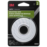 3M 03410NA 1/2 Inch By 75 Inch Mounting Tape
