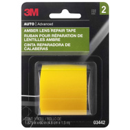 3M 03442NA Lens Repair Tape Amber 1-7/8 Inch By 60 Inch