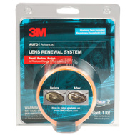 3M 39014 Headlight Lens Restoration Kit