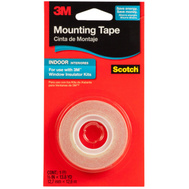 3M 2145 Indoor Window Film Mounting Tape 1/2 Inch By 500 Inch