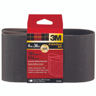 3M 9293 4 By 36 Inch Power Sanding Belts Heavy Duty 120 Grit