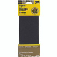 3M 9090 Drywall Sanding Screens, 4-3/8 Inch By 11 Inch, Medium Grit