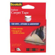 3M CT2010 Scotch Indoor Carpet Tape 1-1/2 Inch By 42 Foot