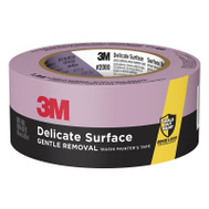3M 2080-2 Scotch Masking Painters Tape Delicate Surfaces Blue 2 Inch By 60 Yards