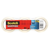 3M 3850-3 Scotch 1.88X54.6 3PK CLR Tape