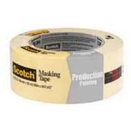 3M 2025-48EP Scotch Masking Tape General Purpose 2 Inch By 60 Yards