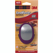 3M 463-000-4G Sand Blaster Flexible Sanding Tool, 3-1/2 Inch By 7 Inch