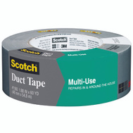 3M 2960-A Scotch Multi Use Duct Tape 60 Yards By 1.88 Inch