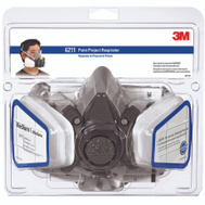 3M 6211P1-DC Pesticide And Spray Paint Respirator