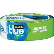 3M 2093EL-36N Scotch 1.41 Inch By 60 Yards Blue Advanced Painters Tape With Edge Lock