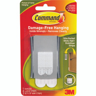 3M 17048 Command Sticky Nail Wire Hanger