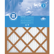 3M 212241 True Blue Basic Protection Pleated Air Filter 12 Inch By 24 Inch By 1 Inch