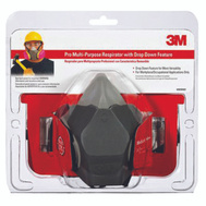 3M 62023H1-DC Professional Multi Purpose Respirator