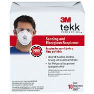 3M 8200H10-DC Sanding And Fiberglass Respirator Pack Of 10