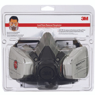 3M 62093HA1-C Respirator Lead Paint Removal