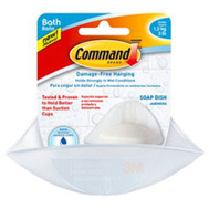 3M BATH14-ES Command Soap Dish