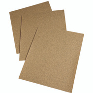 3M 99404NA Sand Blaster Aluminum Oxide Sandpaper Sheets, 100 Grit, 9 Inch By 11 Inch, 100 Pack