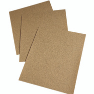3M 99405NA Sand Blaster Aluminum Oxide Sandpaper Sheets, 80 Grit, 9 Inch By 11 Inch, 25 Pack