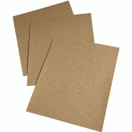 3M 02118 Sand Blaster Aluminum Oxide Sandpaper Sheets, 40 Grit, 9 Inch By 11 Inch, 25 Pack