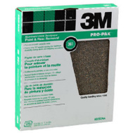 3M 88593NA-15 Sand Blaster Aluminum Oxide Sandpaper Sheets, 36 Grit, 9 Inch By 11 Inch, 25 Pack