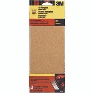 3M 9012 Sand Blaster 4-1/2 By 11 Inch Finishing Sander Sheets Assorted Grit 5 Pack