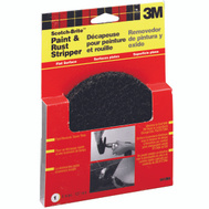 3M 9410NA Scotch Brite Paint And Rust Remover Sanding Disc, 5-3/4 Inch By 7-3/4 Inch By 3/4 Inch