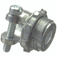 Halex 04212 1 1/4 Inch Flex Conduit Bx Squeeze Connector