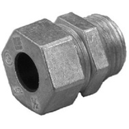 Halex 96913 1/2 Inch Cord Grip Connector