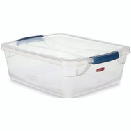 United Plastics L3-3Q22-P0-VLMCB Storage Container 15 Quart
