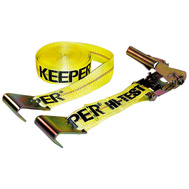 Keeper 04623 Tie Down With Flat Hook 2 Inch By 27 Foot