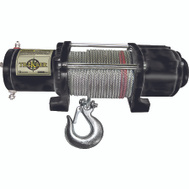 Keeper KT4000 Winches Elect 4 000 Pound 7/32X55ft