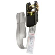 Keeper 85512 01 Gray Ratchet Tie Down 1 Inch By 13 Foot