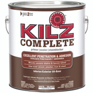 Masterchem L101211 Kilz Gallon Interior Exterior Low VOC Primer Oil Based