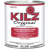 Masterchem 10002 Kilz Primer Sealer Stain Blocker Oil Based Quart