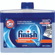 Finish 95315 Cleaner Dishwasher Liq 8.45 Oz