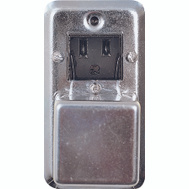 Cooper Bussmann BP/SRU Fused Receptacle Box Cover