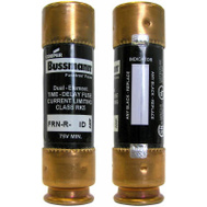 Cooper Bussmann BP/FRN-R-60ID Easy ID Dual Element Time Delay Cartridge Fuses With Indicator 60 Amp 2 Pack