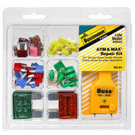 Cooper Bussmann NO.64 ATC And MAXI Automotive Blade Fuse Kit Number 64 64 Pieces