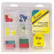 Cooper Bussmann ATM-FMX-EK Mini Automobile Emergency 30 Piece ATM Blade Fuse Kit
