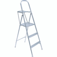Werner 265 5 1/2 Ft Aluminum Platform Ladder